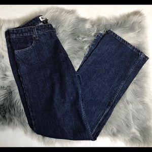 Harley Davidson Stretch Boot Cut Jeans Midnight